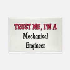 Trust Me I'm a Mechanical Engineer Rectangle Magne