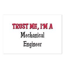 Trust Me I'm a Mechanical Engineer Postcards (Pack