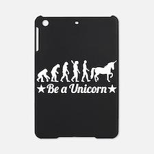Evolution be a unicorn iPad Mini Case