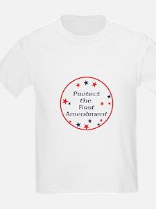 America,Protect the First Amendment, T-Shirt