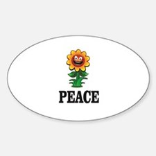 peace of the flower Decal