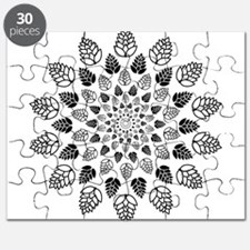 Hop Mandala Puzzle