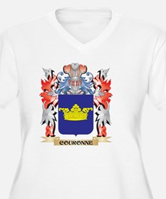 Couronne Coat of Arms - Family C Plus Size T-Shirt