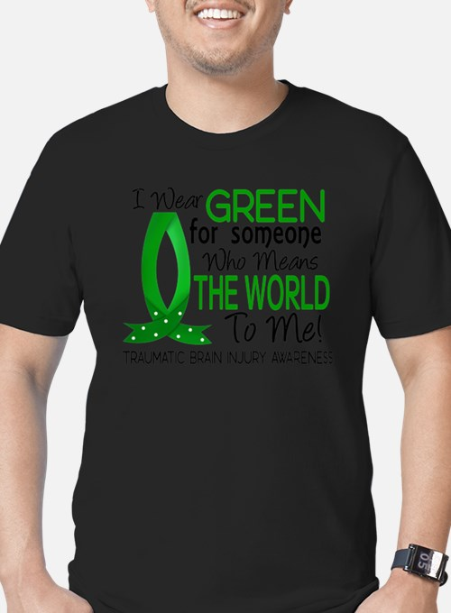 Means World to Me 1 TBI T-Shirt