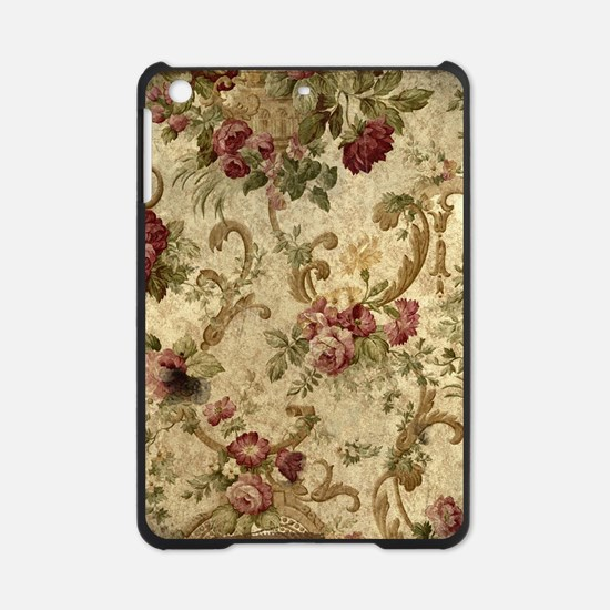 Old Fashioned Flower Design iPad Mini Case