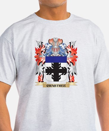 Crabtree Coat of Arms - Family Crest T-Shirt