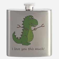 Cute Unstoppable Flask
