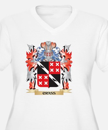 Crass Coat of Arms - Family Cres Plus Size T-Shirt