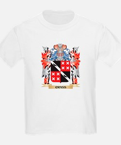 Crass Coat of Arms - Family Crest T-Shirt