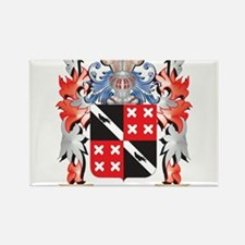 Crass Coat of Arms - Family Crest Magnets