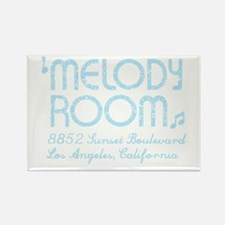 Melody Room Vintage Los Angeles Jazz Magnets