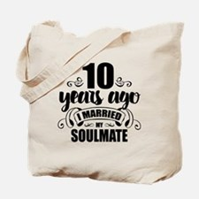 10th Anniversary Tote Bag