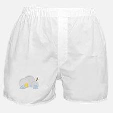 Dishwasher Women Funny Boxer Shorts