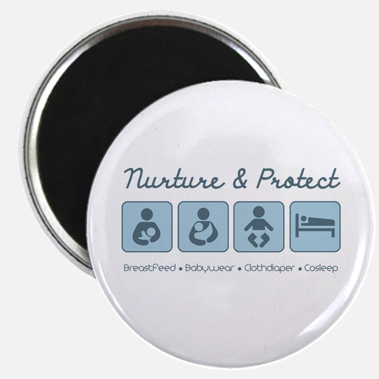 "Attachment Parenting 2.25"" Magnet (10 pack)"