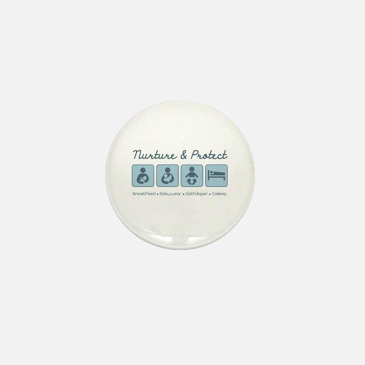 Attachment Parenting Mini Button