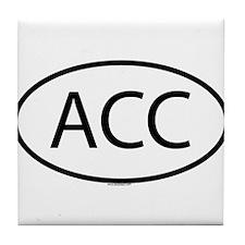 ACC Tile Coaster