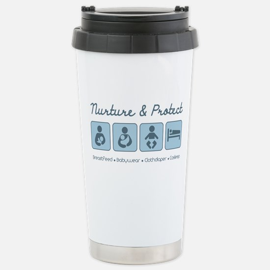 Attachment Parenting Stainless Steel Travel Mug