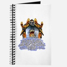 Viking 13th worrier t-shirts gifts Journal