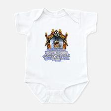 Viking 13th worrier t-shirts gifts Infant Bodysuit