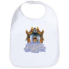 Viking 13th worrier t-shirts gifts Bib