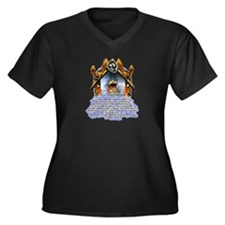 Viking 13th worrier t-shirts gifts Women's Plus Si