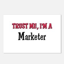 Trust Me I'm a Marketer Postcards (Package of 8)