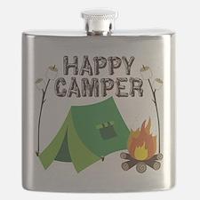 Happy Camper Flask