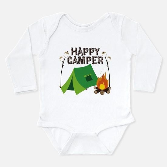 Happy Camper Body Suit