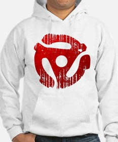 Distressed Red 45 RPM Adap Sweatshirt