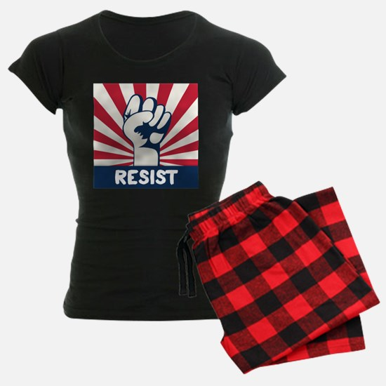 RESIST Fist pajamas