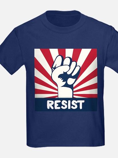 RESIST Fist T