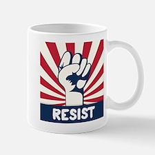 RESIST Fist Mug