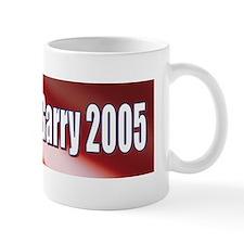 Santos-McGarry 2005 Coffee Mug