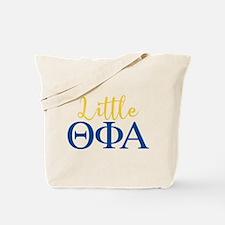 Theta Phi Alpha Little Letters Tote Bag