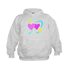 Hearts and Flowers Hoodie