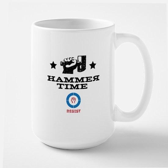 Hammer time / resist Mugs