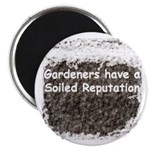 Gardener's soiled reputation Magnet
