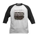 Gardener's soiled reputation Kids Baseball Jersey
