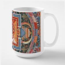 Buddhist Mandala Mugs