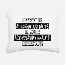 Alternative Rectangular Canvas Pillow