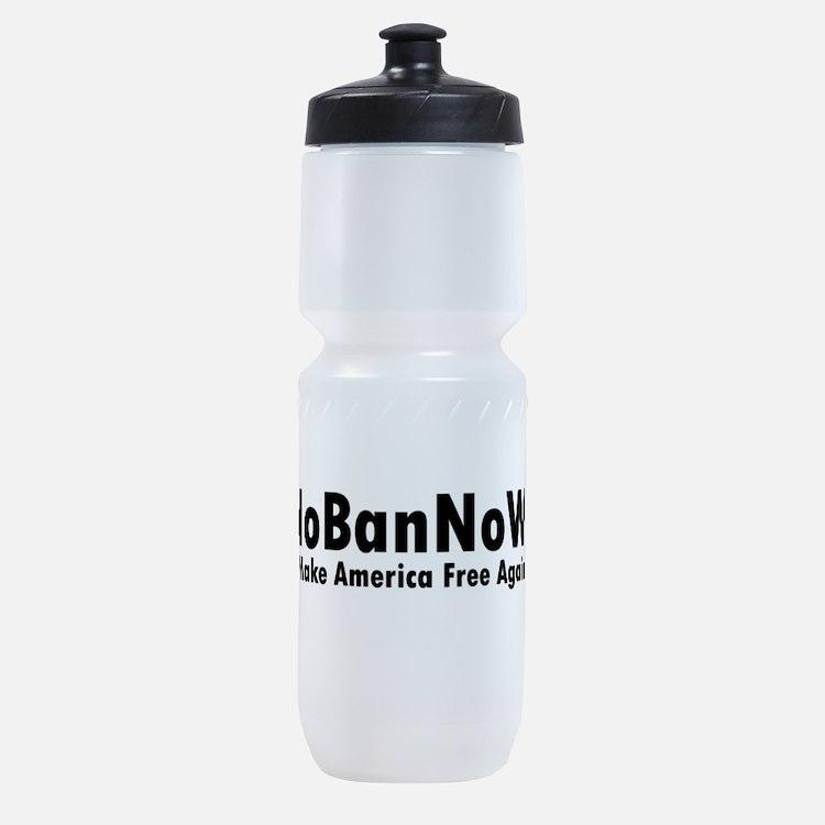 Cute Muslim Sports Bottle