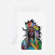 CHIEF Greeting Cards