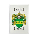 Wheeler Coat of Arms Rectangle Magnet (100 pack)