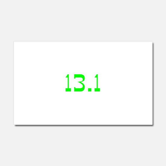 13.1 Car Magnet 20 x 12