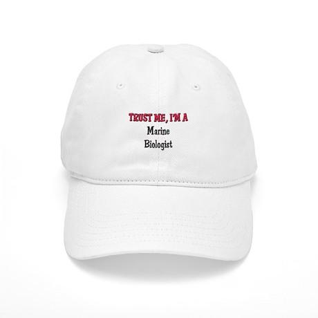 Trust Me I'm a Marine Biologist Cap