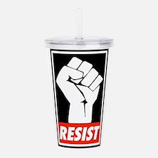 Resist Acrylic Double-wall Tumbler