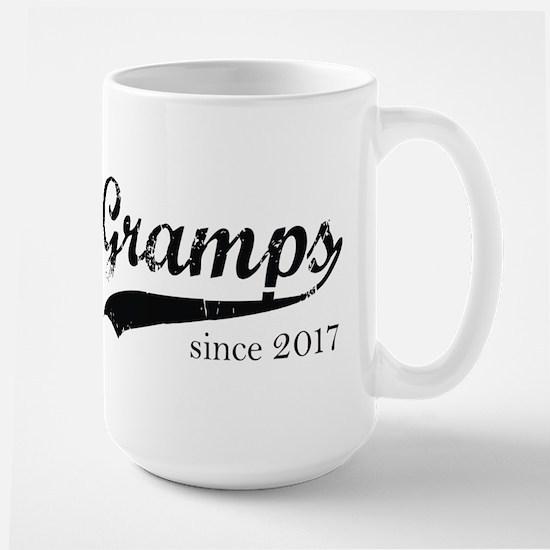 Gramps since 2017 Mugs
