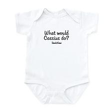 WWCD Infant Bodysuit