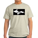 SISU - Michigan's Upper Penin Light T-Shirt