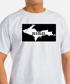 SISU - Michigan's Upper Penin T-Shirt